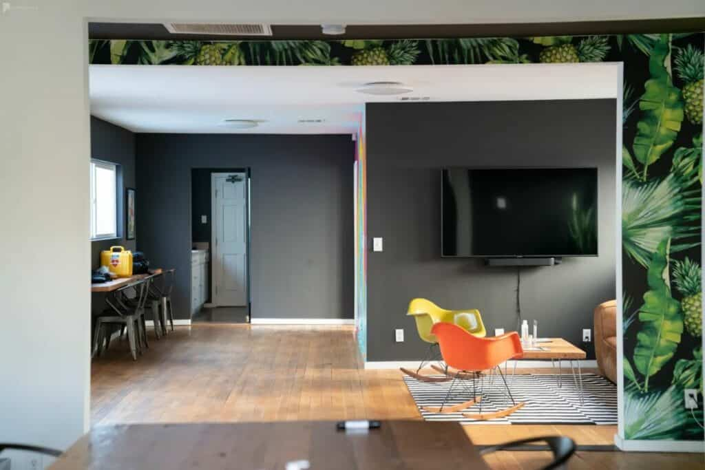 quirky creative space in echo park