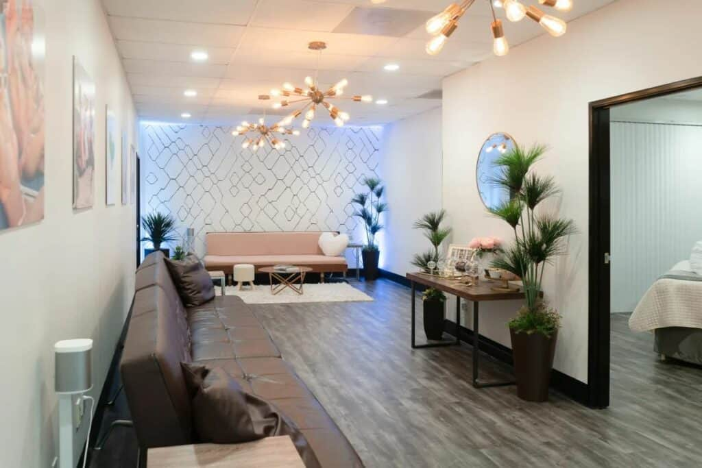 los angeles spa and event center Micro Wedding Venues in Los Angeles