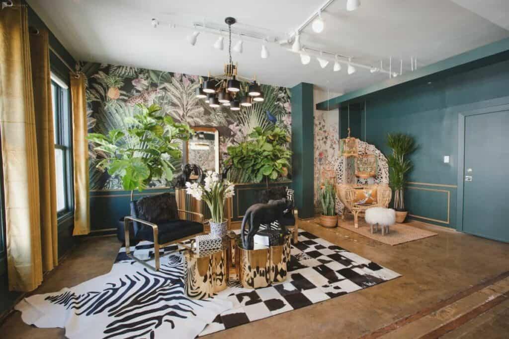 party jungle studio space