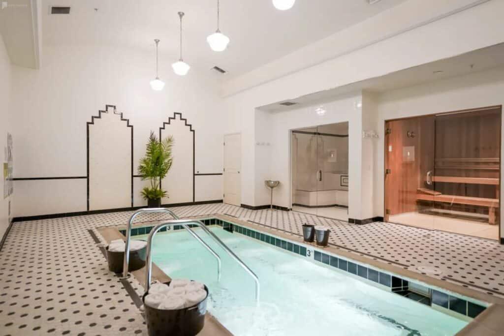 classic luxury spa in LA