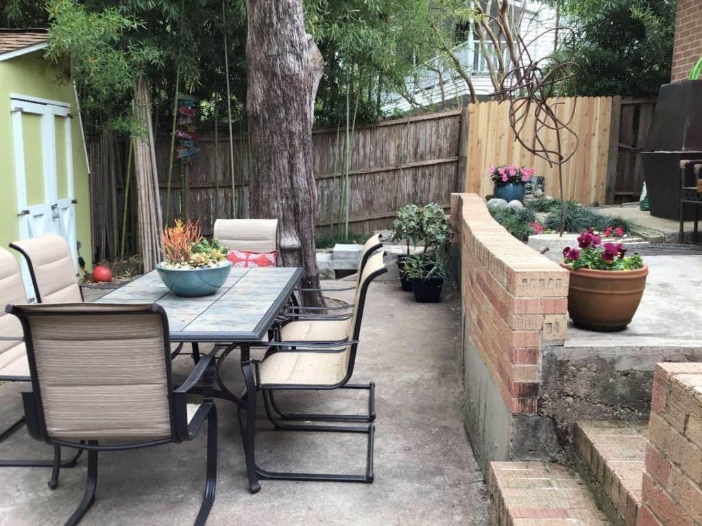 mid-century ranch home dallas rental