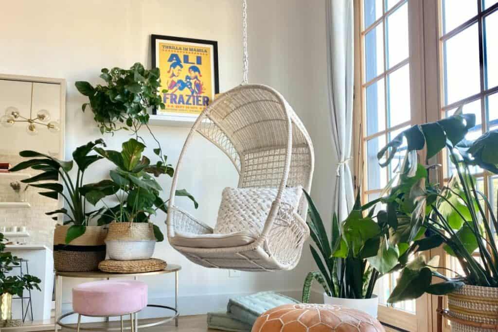 an elegant loft in new york city