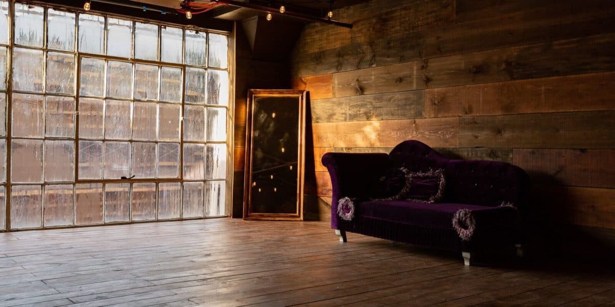 New York City stylish loft for photo shoot