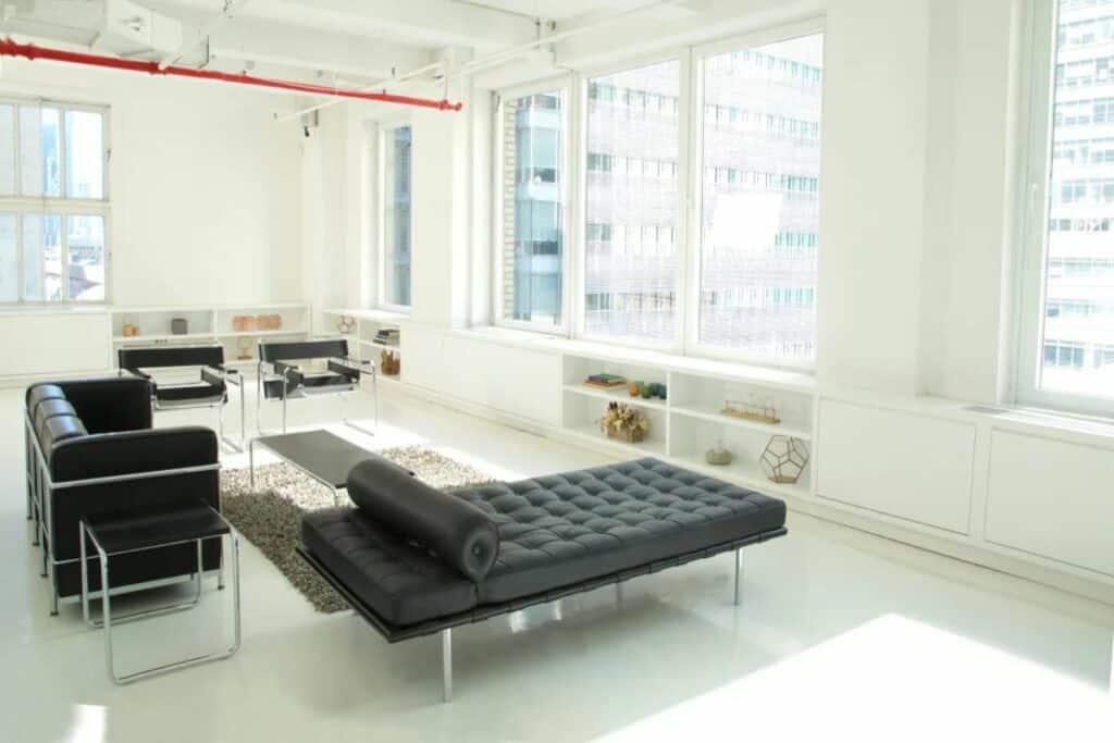 elegant production studio in nyc