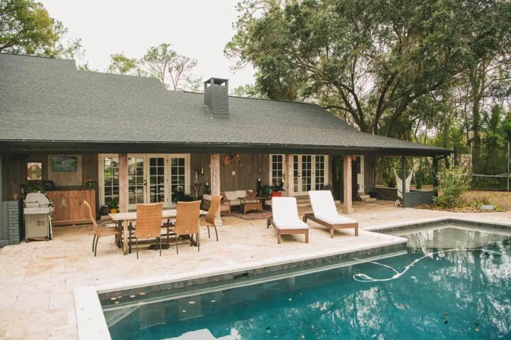 orlando home with pool