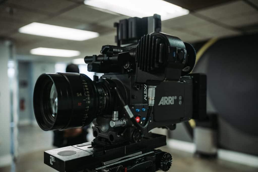 arru alexa af film camera filming