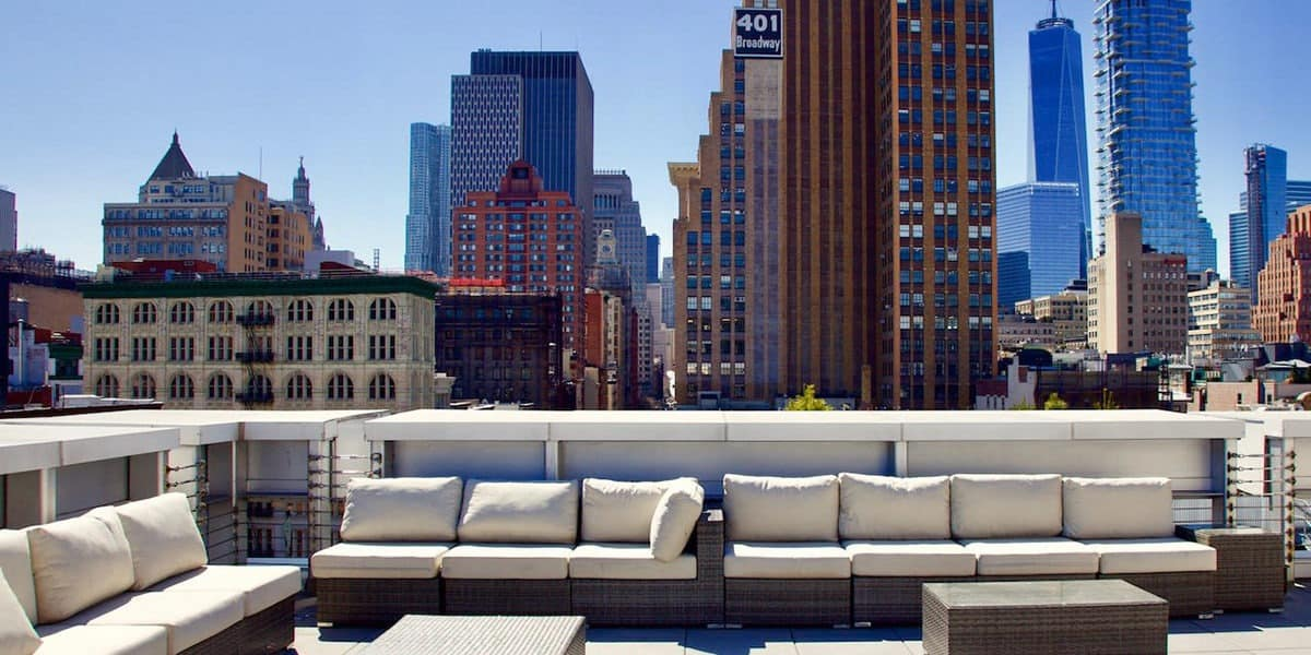 picturesque rooftop and penthouse nyc new york city rental