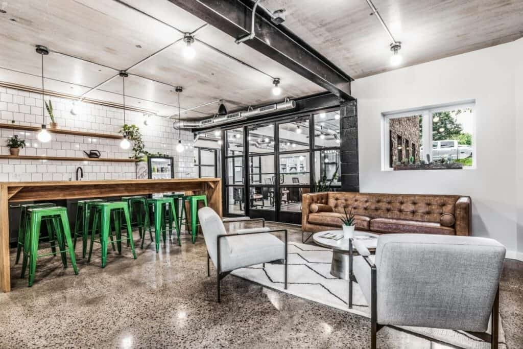 cowork and event space