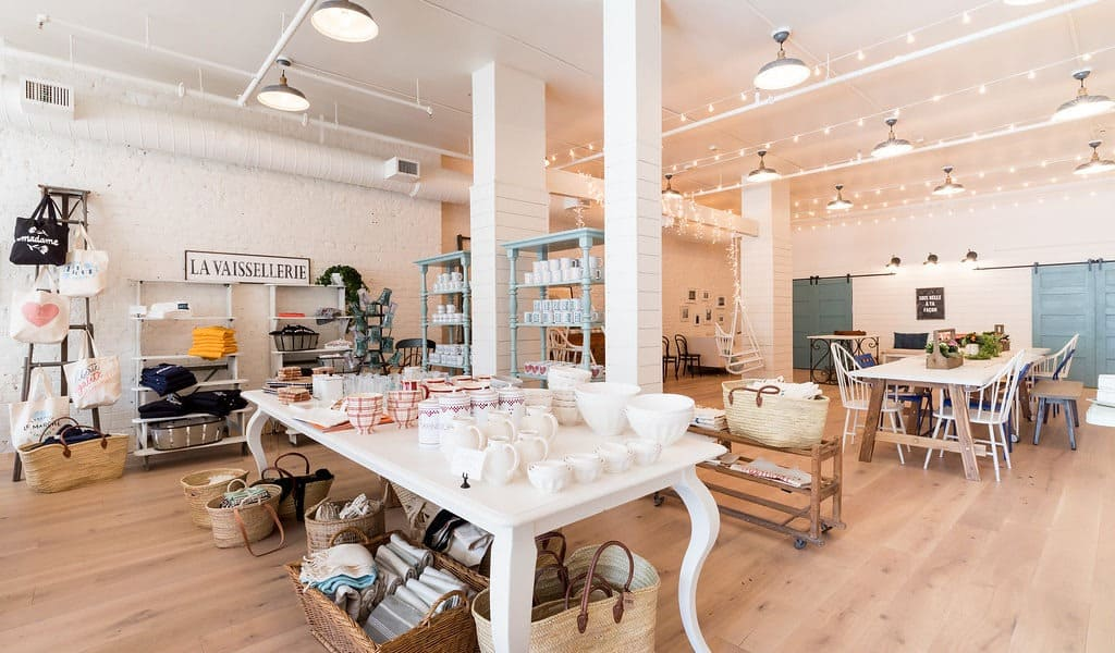 barn-like pop-up shop san francisco rental