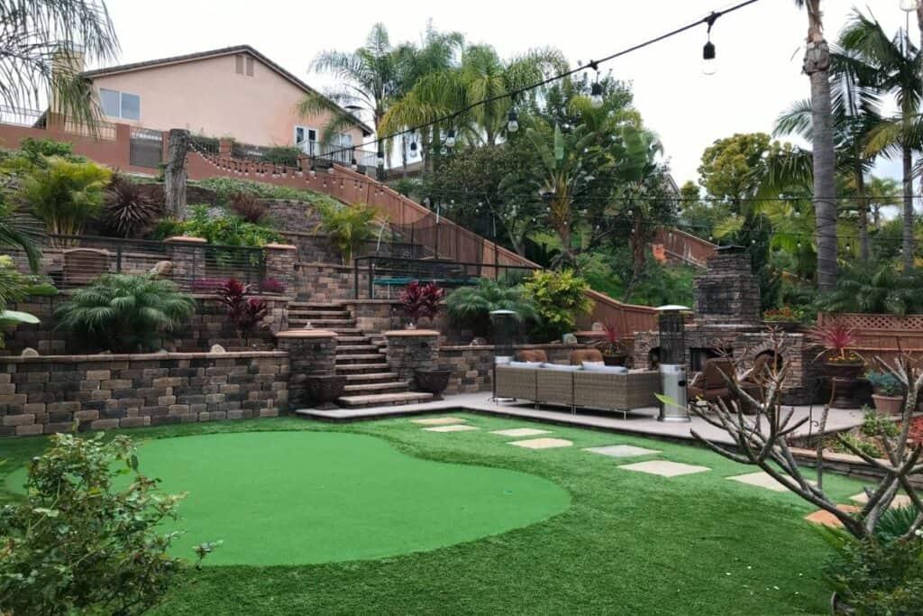 backyard retreat in chula vista