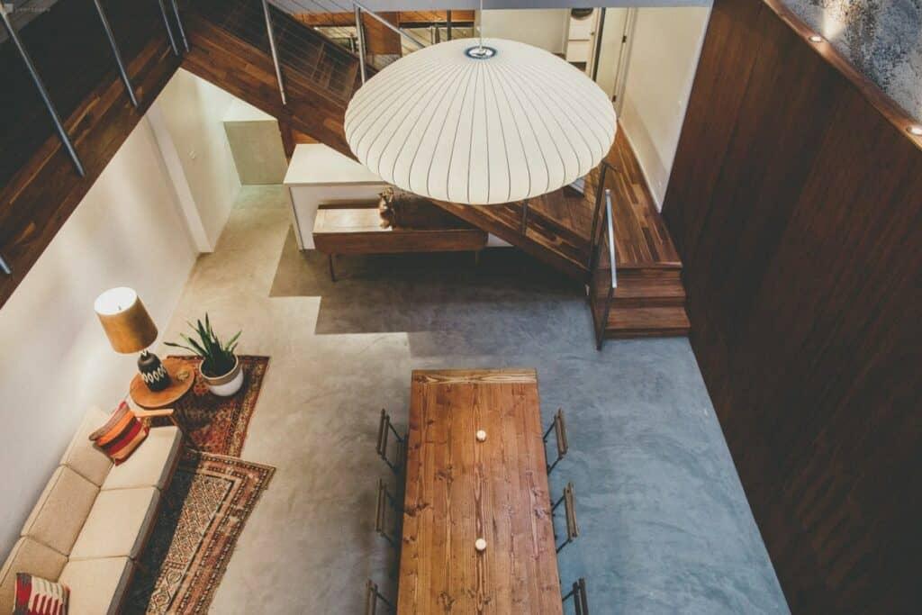 modern loft in downtown SD