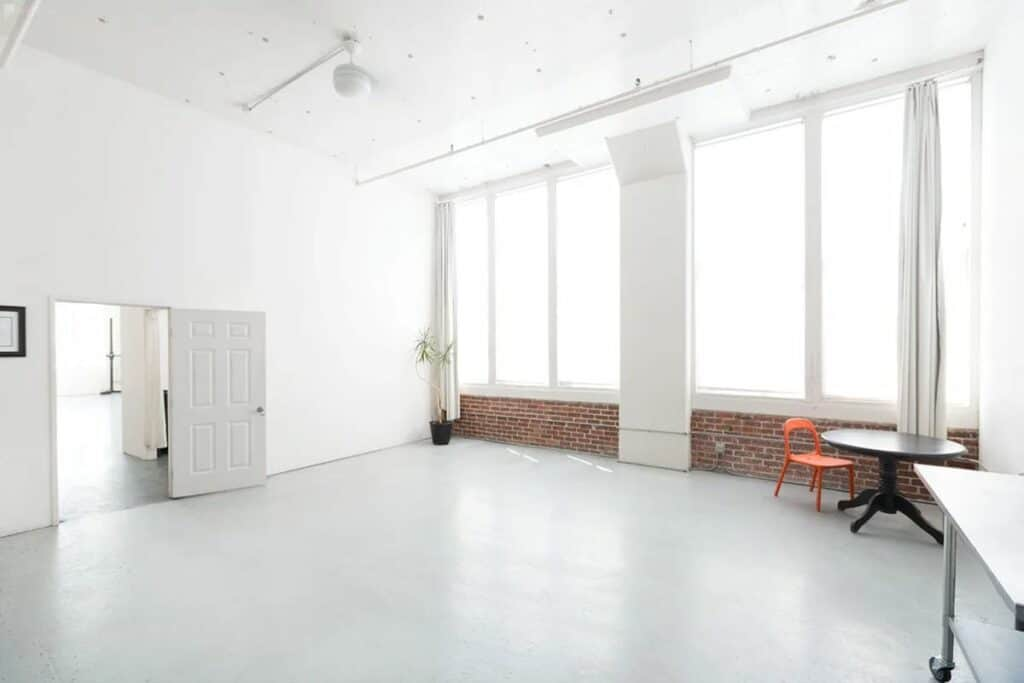 bright daylight studio