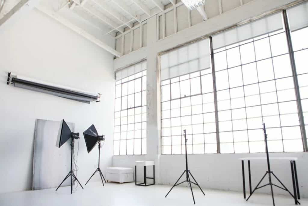 east bay warehouse studio