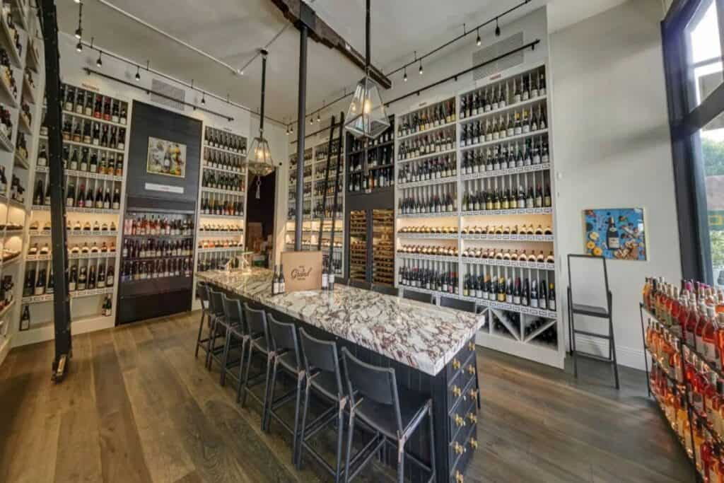 wine library in san francisco