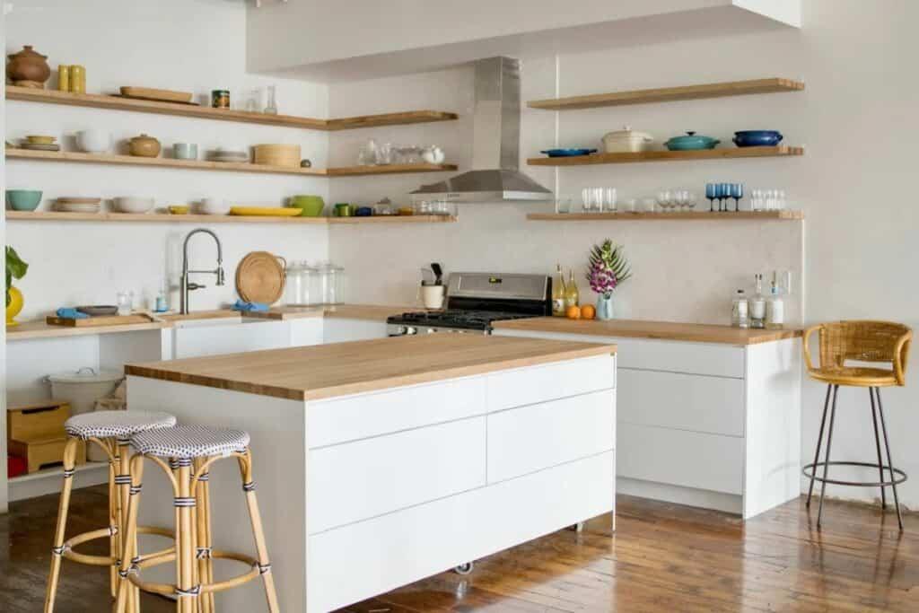 sunny seattle kitchen