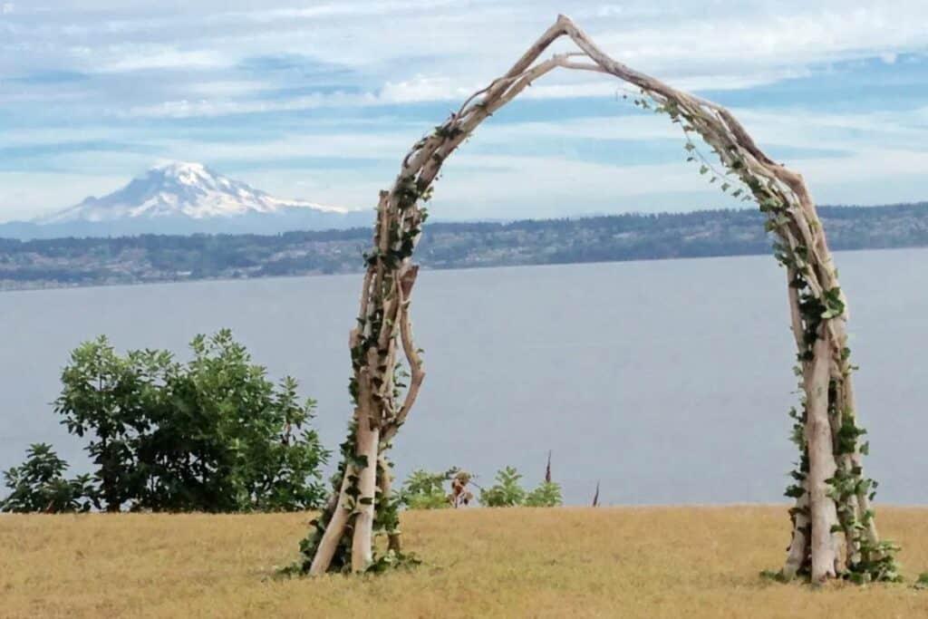 vashon lakeside retreat