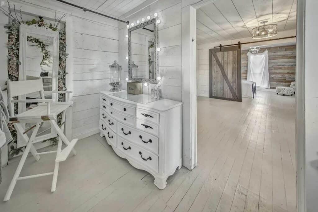 white barn loft in houston