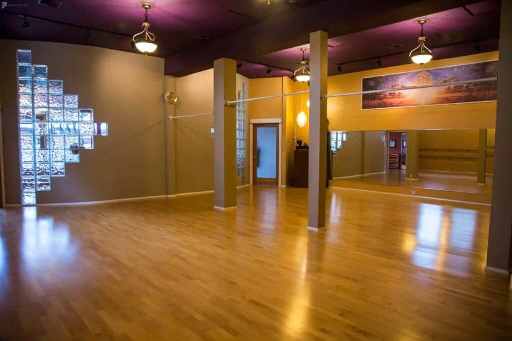 zen dance and fitness studio