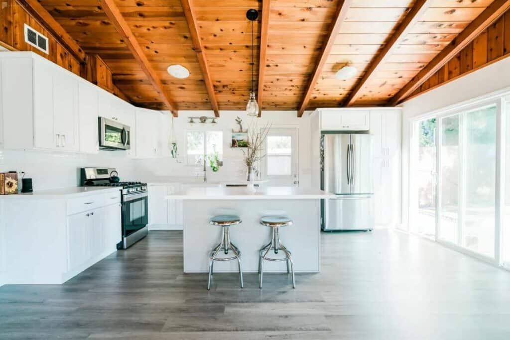 elegant and modern coastal home