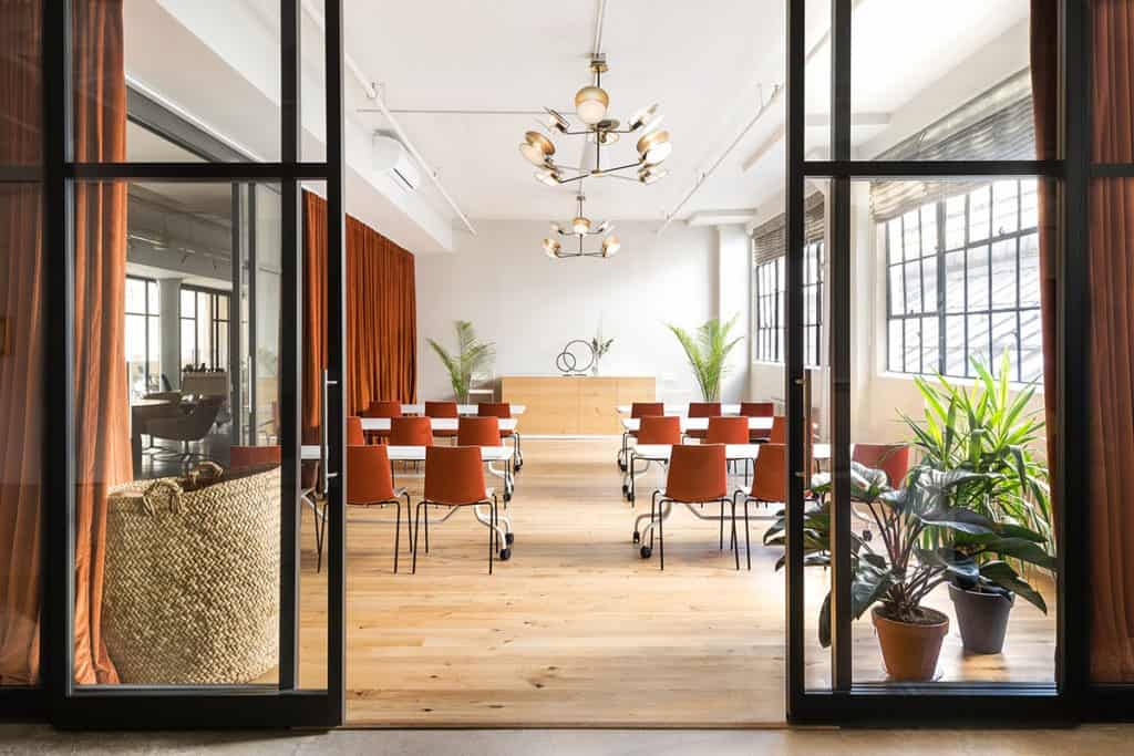 the atrium at hudco new york nyc rental