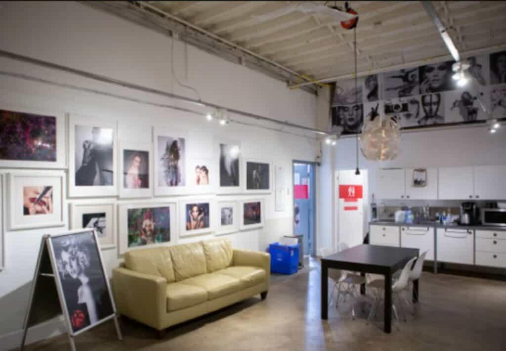 sleek oversized production studio in toronto
