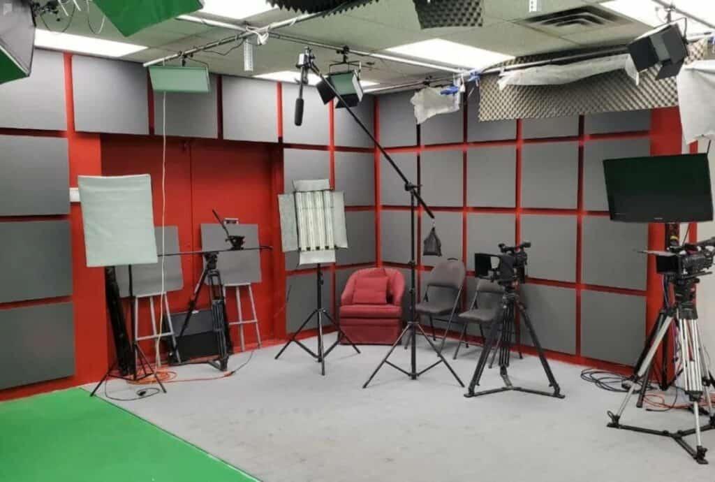 tv studio in toronto