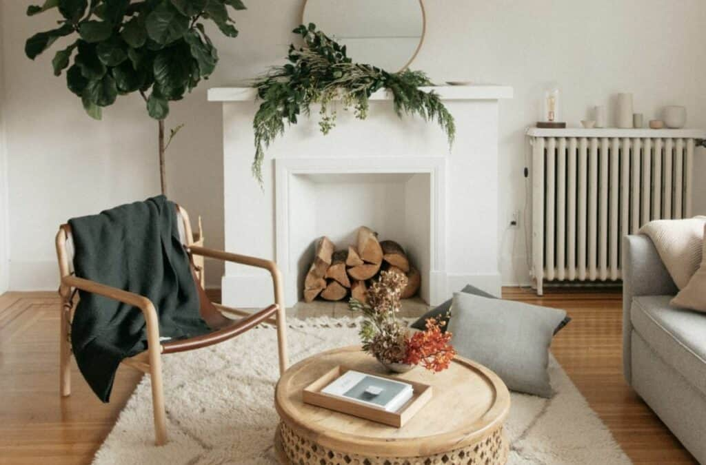 fireplace apartment in vancouver