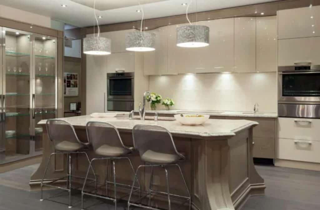 upscale kitchen studio in vancouver
