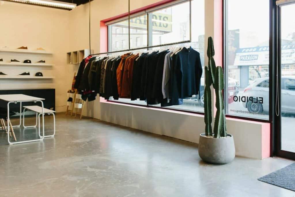 industrial modern studio in vancouver