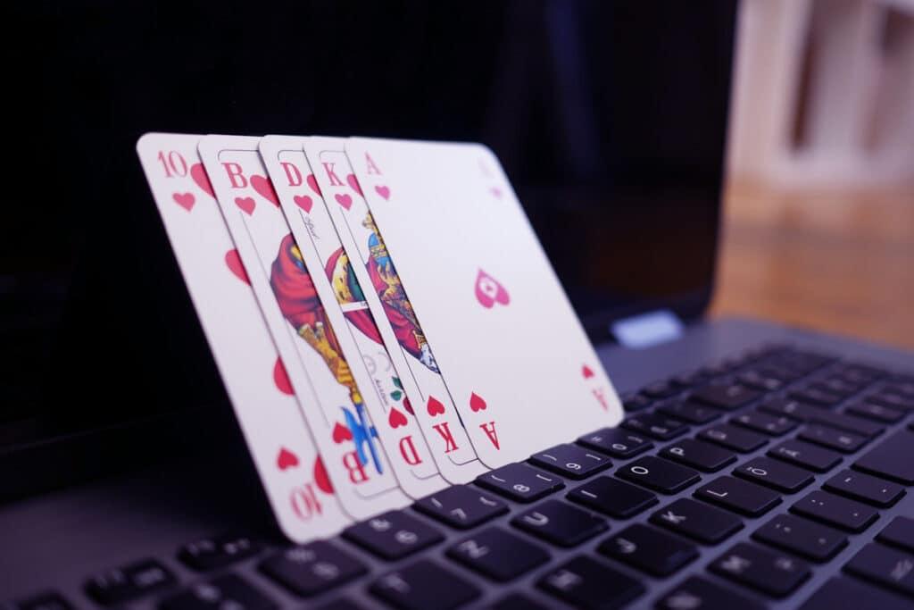 virtual poker party