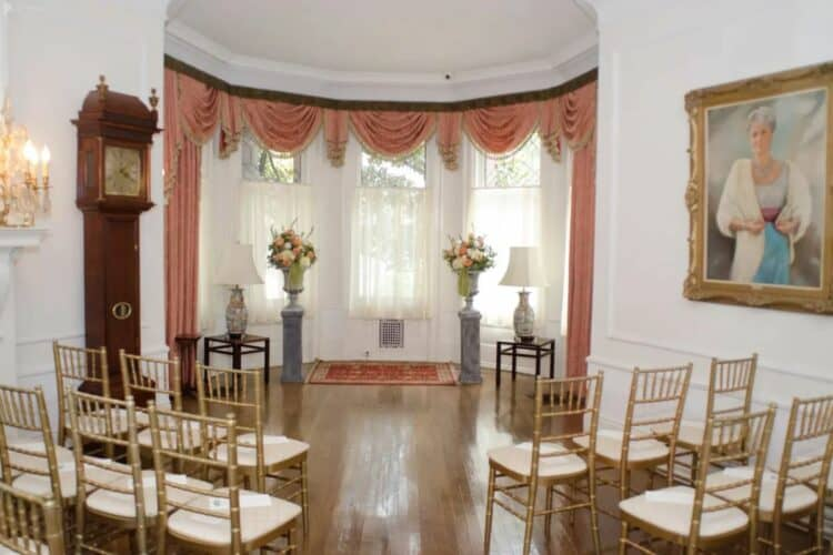 Here's Where To Rent A Mansion in Washington, D.C. | Peerspace